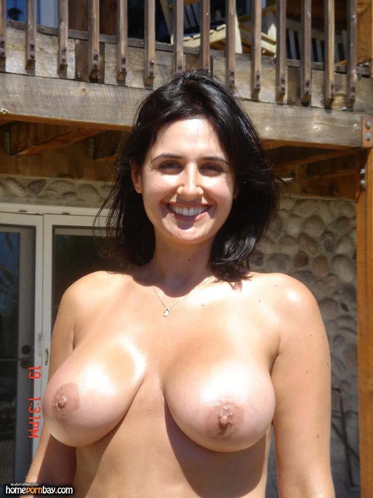 Are My busty naked wife and
