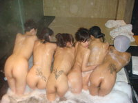 Asian girls group pics